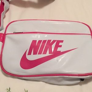 (Nike) gym bag